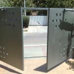 שער אוטומטי לבית