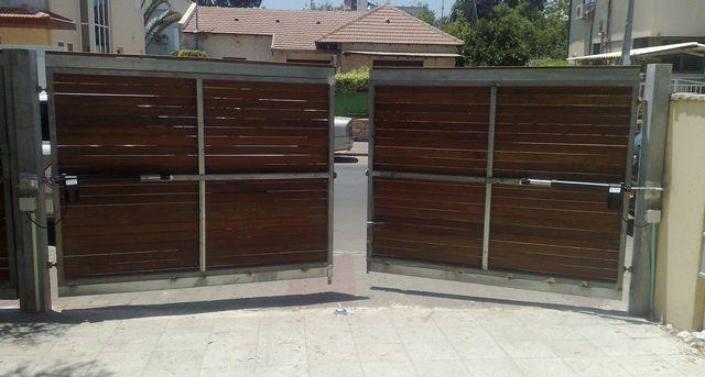 למעלה שערים חשמליים ומחסומי חניה, תיקון שערים, מנועים וציוד – מספר 1 ZD-71