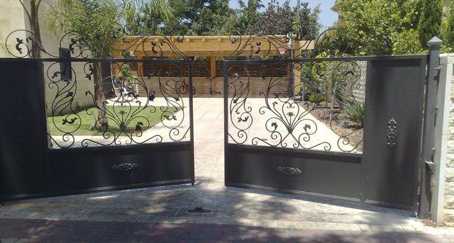 מפוארת שערים חשמליים ומחסומי חניה, תיקון שערים, מנועים וציוד – מספר 1 OU-89