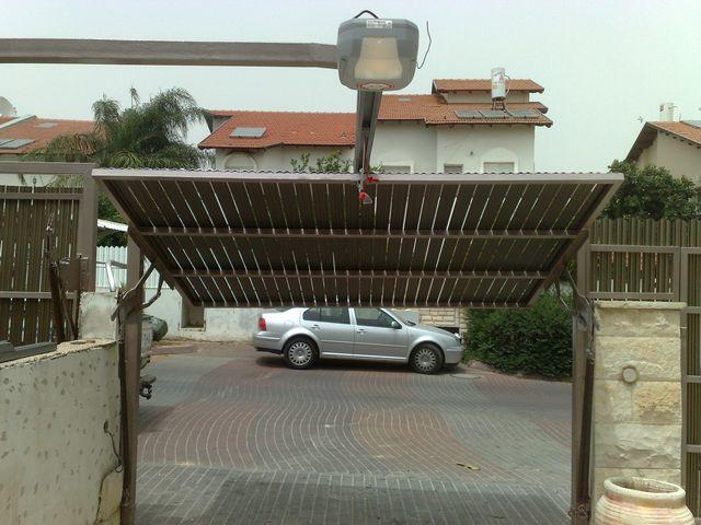 להפליא שערים חשמליים ומחסומי חניה, תיקון שערים, מנועים וציוד – מספר 1 BM-59