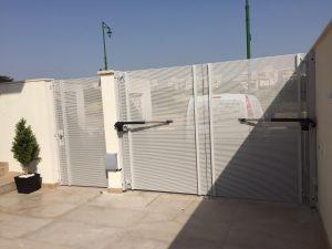 שערים חשמליים לבתים פרטיים