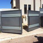 שערים אוטומטיים נגררים לבית